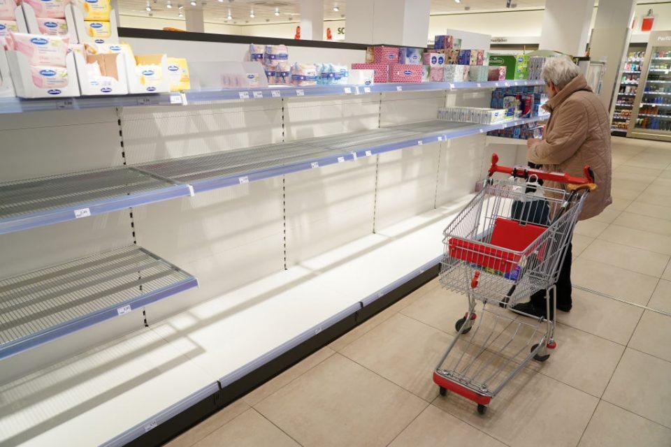 German business morale slumps amid coronavirus outbreak
