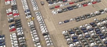 The Society of Motor Manufacturers and Traders (SMMT) has warned that the coronavirus outbreak could see the UK produce 200,000 fewer cars in 2020, a fall of 18 per cent on last year's total output.