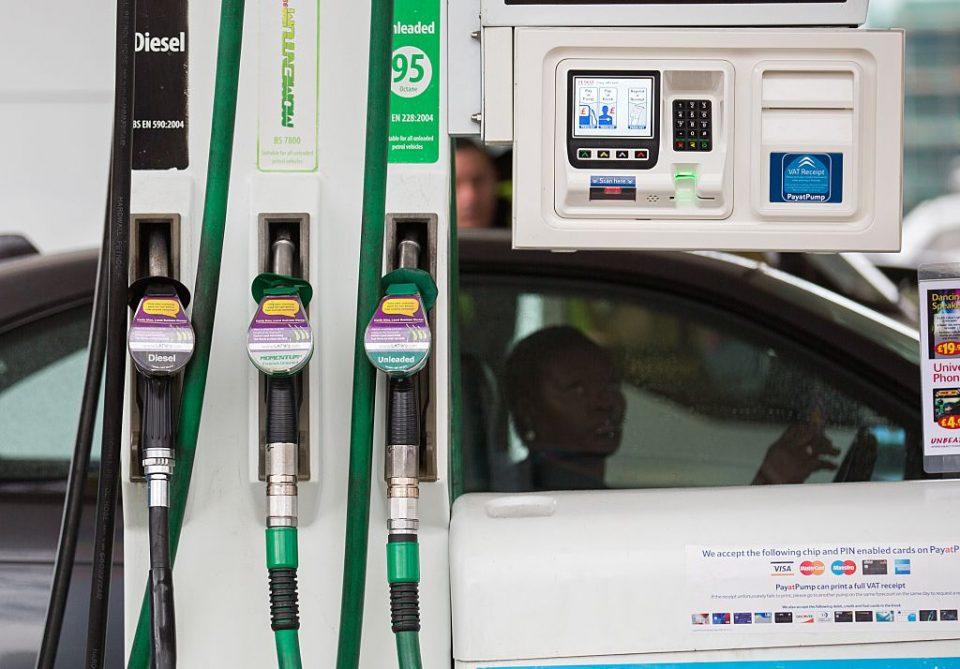 BRITAIN-COMMODITIES-ENERGY-OIL-PRICE