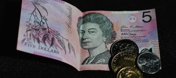 What's happening to the AUD/GBP exchange rate?