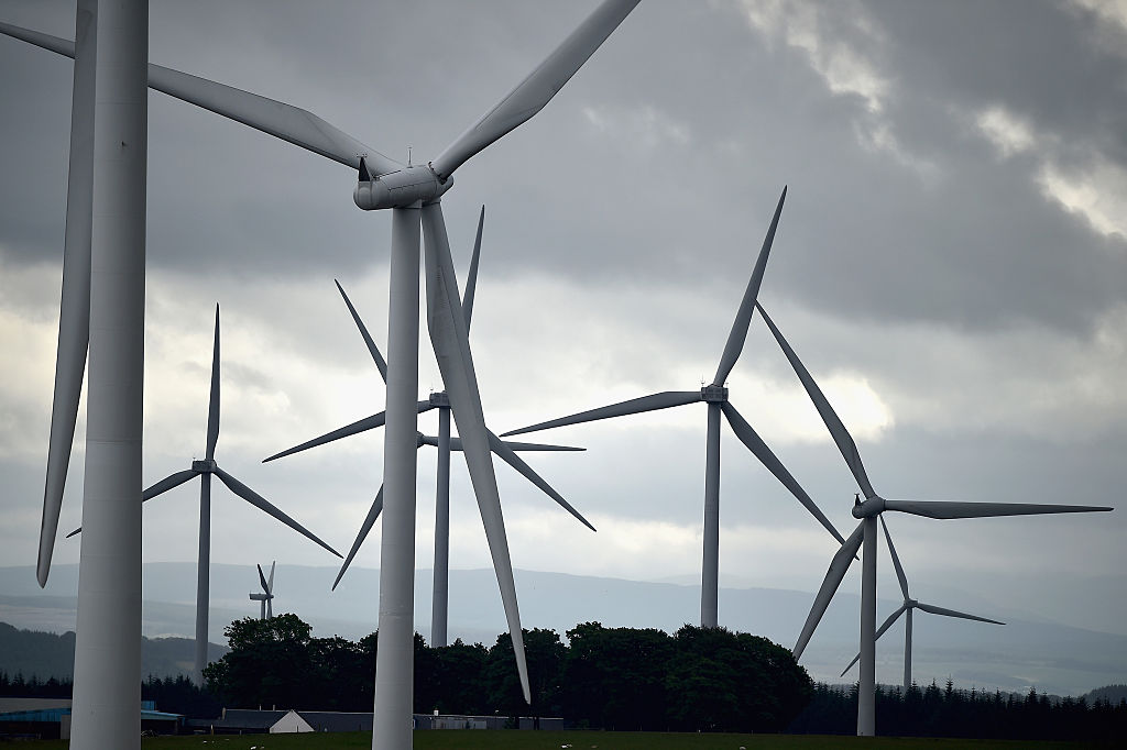Scotland's Onshore Wind Farm Policy At Risk From Government Cuts