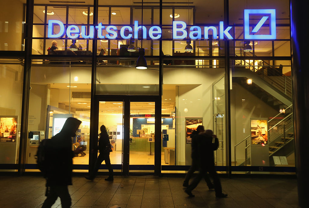 Deutsche Bank signs multi-year strategic deal with Google