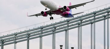 Budget airline Wizz Air has warned that it could cut capacity by as much as 10 per cent from next month as fears over the coronavirus impact hit passenger demand.