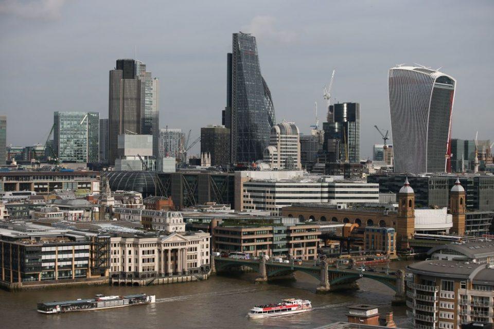 BRITAIN-ECONOMY-GROWTH-INDICATOR-BREXIT-POLITICS