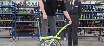 How Brompton Bikes is keeping the wheels turning through coronavirus