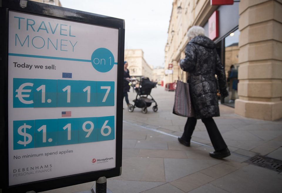 Travelex Shuts All Uk Foreign Exchange
