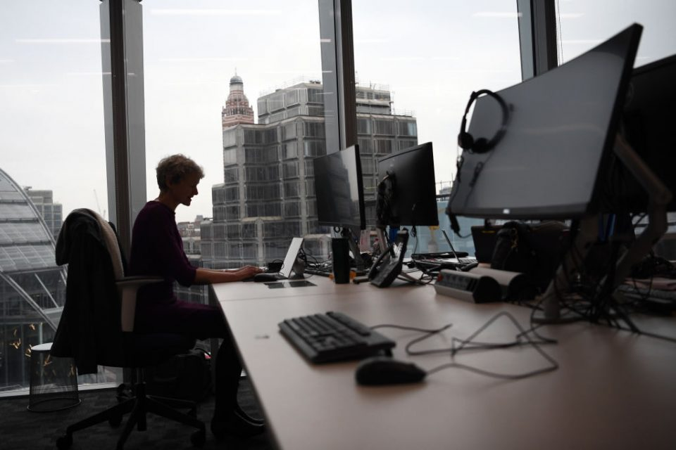 Millions of UK workers have been forced to work from home because of the coronavirus.