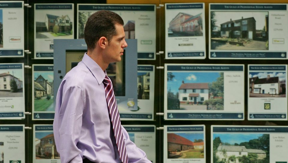 UK house prices rose 2.8 per cent in February according to Halifax