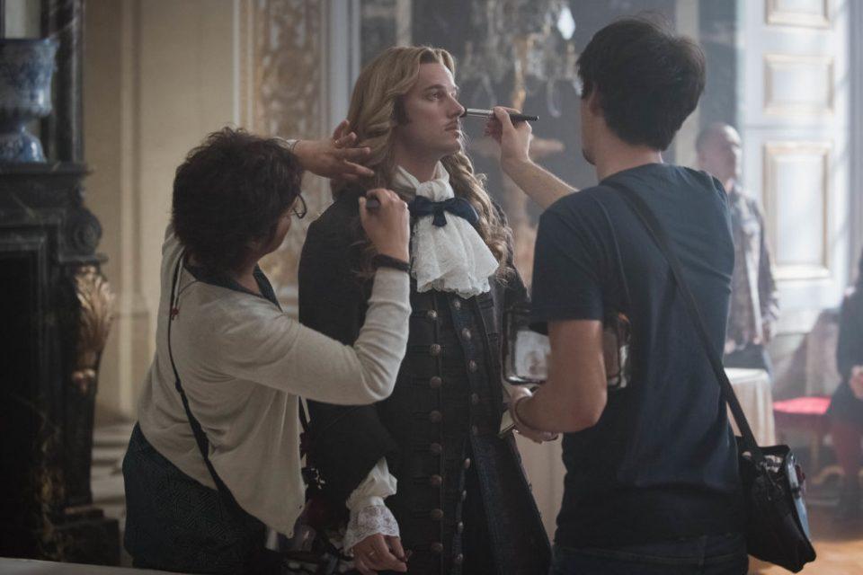 """Behind-the-Scenes"" of the International Hit Drama Series ""Versailles"""