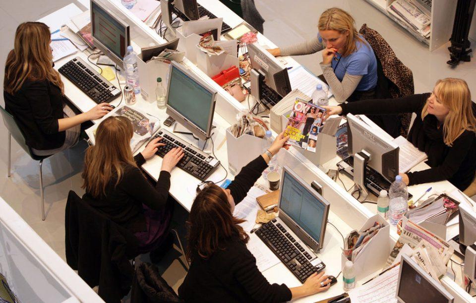 London tech firms