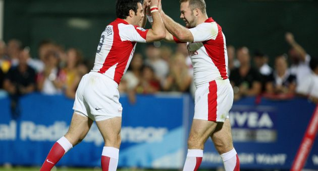 Ollie Phillips: How England Sevens beat New Zealand in their back yard