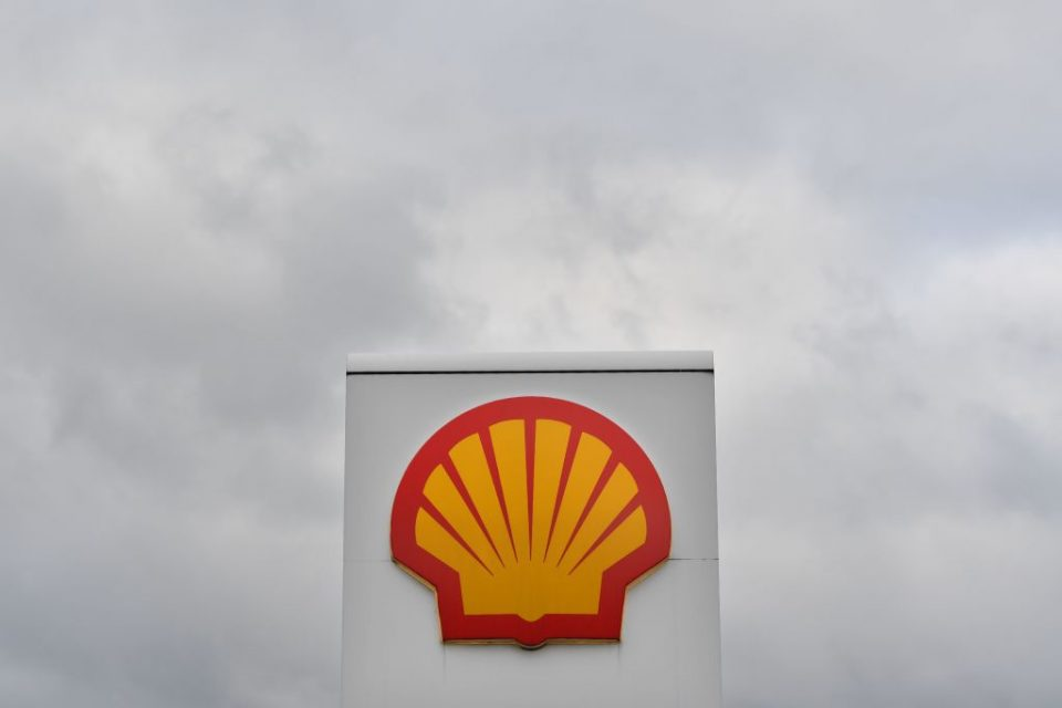 shell oil price