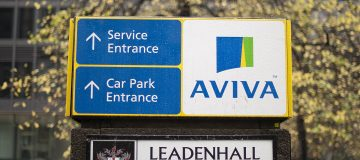 Insurance giant Aviva confirmed today that it is still planning on paying its dividend in May despite its financial position contracting.