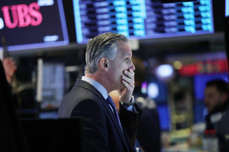 US stocks plummet as coronavirus panic grips markets