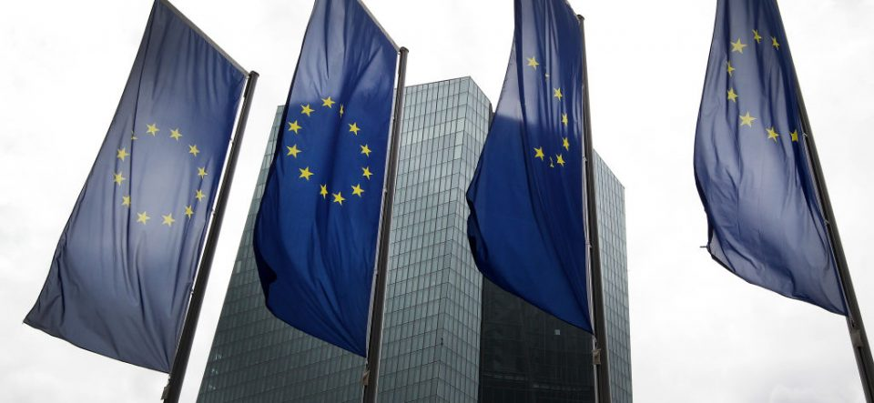 Eurozone bond yields jump after another ECB blunder