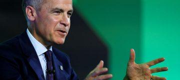 Mark Carney says Bank of England and Treasury working to tackle coronavirus