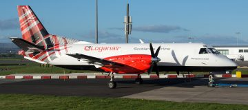 Scottish airline Loganair has confirmed that it will join other UK carriers in seeking a government bailout, its chief executive has said.