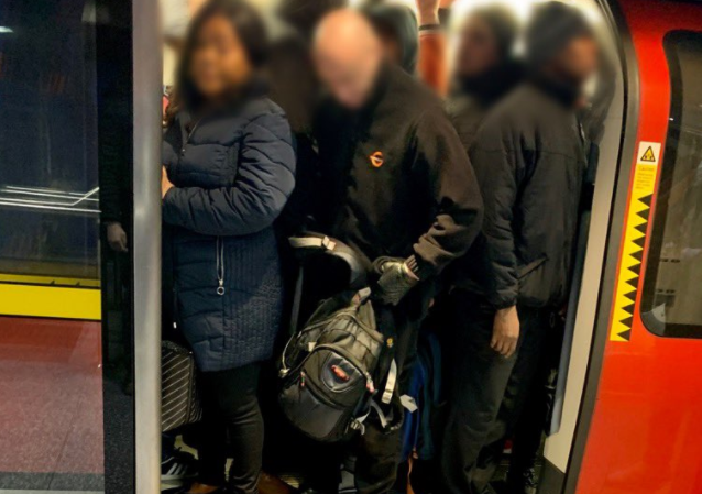 Coronavirus: Tube could shut amid overcrowding, union warns