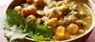 Cupboard Love: Our new daily column on isolation cooking – today, chickpea curry
