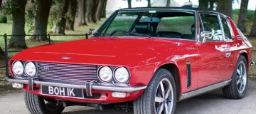 Jensen Interceptor review: A real brawn star motor that drives like nothing else