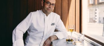 Top chef José Pizarro talks about his mother's stew, and making food so good it makes his diners frisky