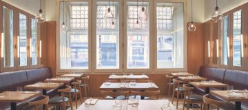 Working Lunch: Townsend in Whitechapel Gallery is a solid new cultural dining option