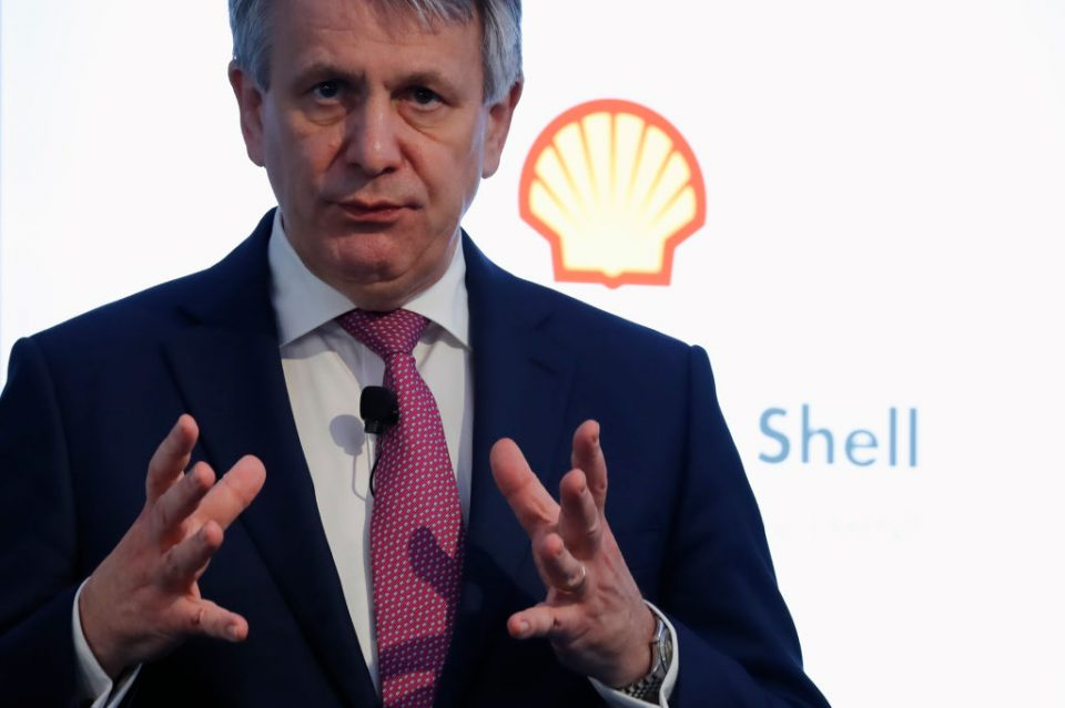 Shell's chief executive has today said that the oil behemoth will accelerate its plans to transition away from fossil fuels after a historic Dutch court ruling last month.