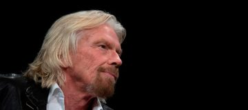 Billionaire businessman Sir Richard Branson has hit out at the Australian government after low-cost airline Virgin Australia went into administration this morning.