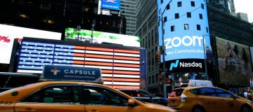 Video-conferencing provider Zoom last night blasted through analyst revenue and earnings expectations for the second quarter as the coronavirus pandemic continued to drive demand for its services.