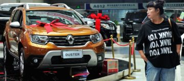 French car giant Renault has scrapped its joint venture with Chinese firm Dongfeng Motor Group due to weak sales at the loss-making partnership.