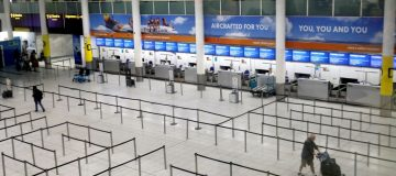 Gatwick Airport said today that it would take three to four years for passenger numbers to recover to pre-coronavirus levels.