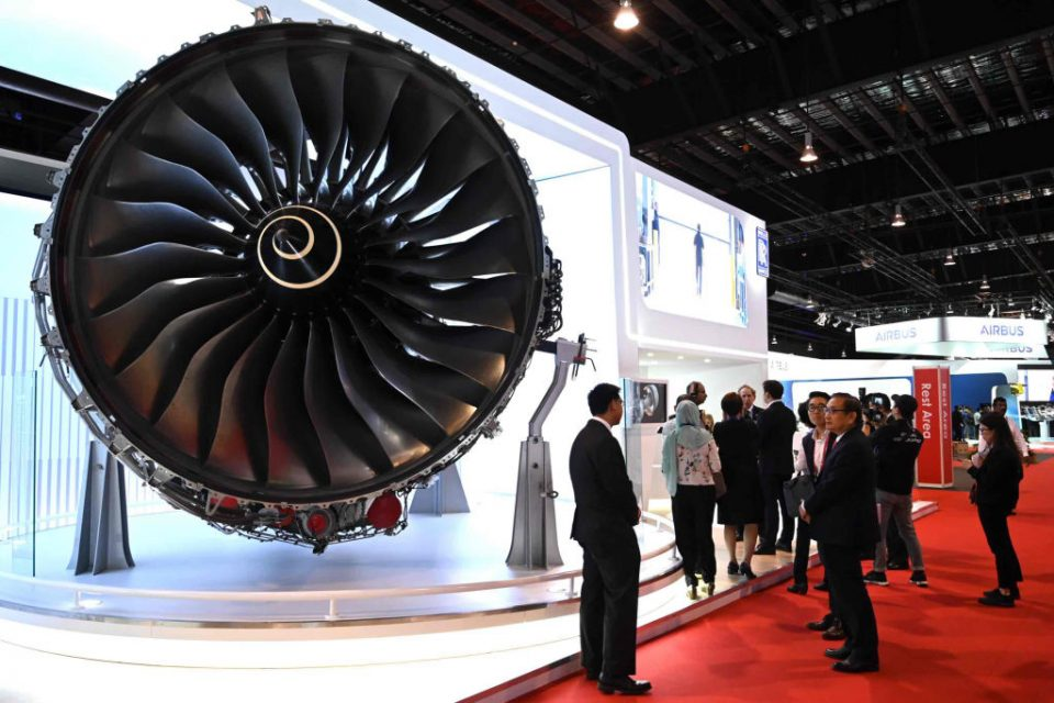 Engine-maker Rolls-Royce said today it had swung to a loss of £5.3bn for the first-half following the economic shock of the Covid-19 pandemic.