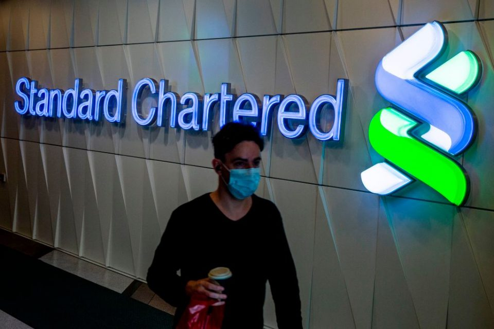 HONG KONG-STANDARD-CHARTERED-RESULTS