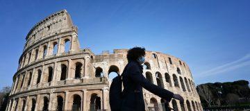 Italy's borrowing costs rise ahead of key coronavirus meeting