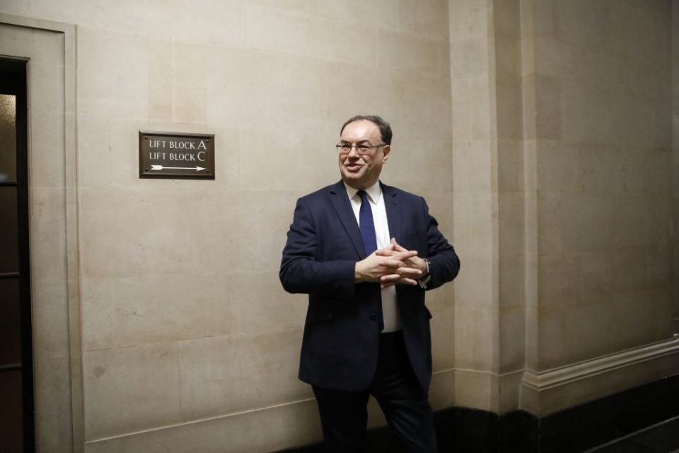 Bank of England's Andrew Bailey rejects direct government financing amid coronavirus outbreak
