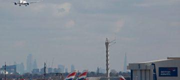 Coronavirus: British Airways owner IAG suspends 90 per cent of flights