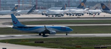 """A flaw in one of its IT systems saw a Tui flight take off with the wrong weight calculations after female passengers using the title """"Miss"""" were registered as children."""
