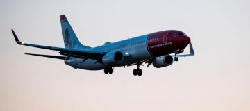 Norwegian Air flew 60 per cent fewer passengers year-on-year in March as the low-cost carrier grounded planes in response to widespread travel bans due to coronavirus.