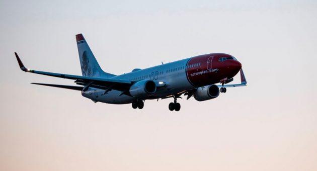 Coronavirus: Norwegian Air passenger numbers fall 60 per cent in March