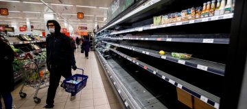Sainsbury's introduced stockpiling restrictions in March to combat panic buying before the UK coronavirus lockdown