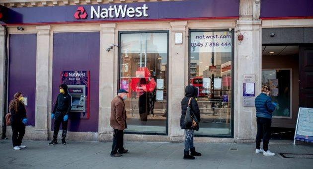 Coronavirus: Banks 'not doing enough' to save British businesses