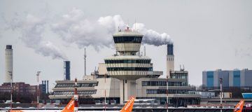"""The founder of budget airline Easyjet Sir Stelios Haji-Ioannou has once again lashed out at the firm, saying the carrier's receipt of £600m in loans from the government """"could be the biggest scandal in British corporate history and UK government support since the bailout of the UK banks by the UK tax payer in 2008""""."""
