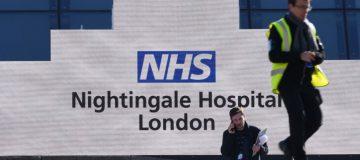 Just 2,000 frontline NHS England staff have had coronavirus tests