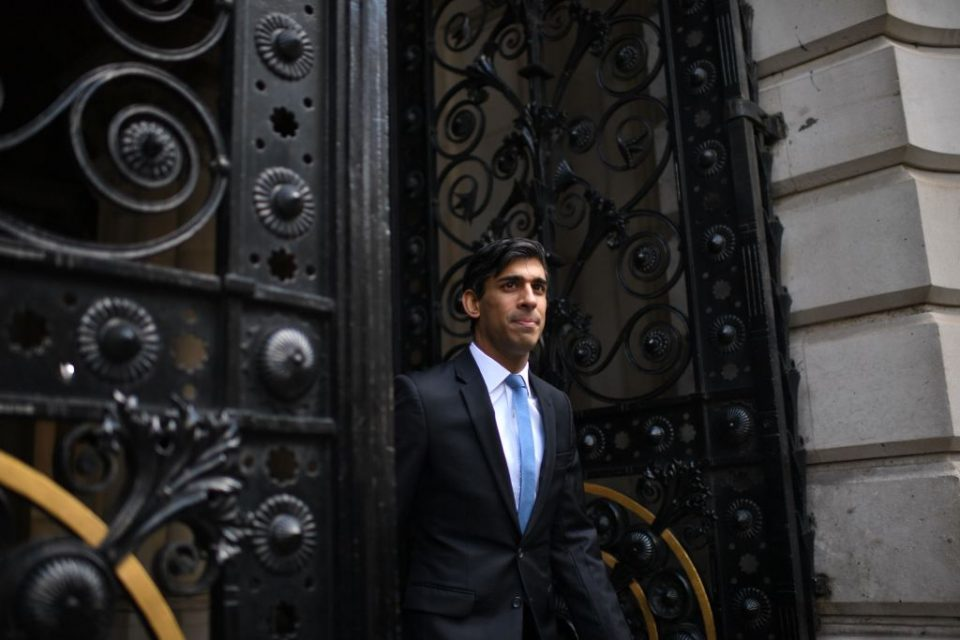 Tories 'could lose next election' over coronavirus loans delays, says City commentator David Buik. Chancellor Rishi Sunak (pictured) must find a way to speed up lending to SMEs