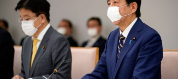 Coronavirus: Japanese prime minister declares state of emergency