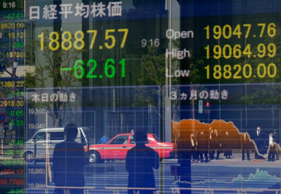 Asia's premier markets opened strongly this morning after the Bank of Japan announced it would buy an unlimited amount of government bonds in order to protect the country's economy from the coronavirus pandemic.