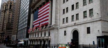 US stocks open higher on earnings and coronavirus stimulus