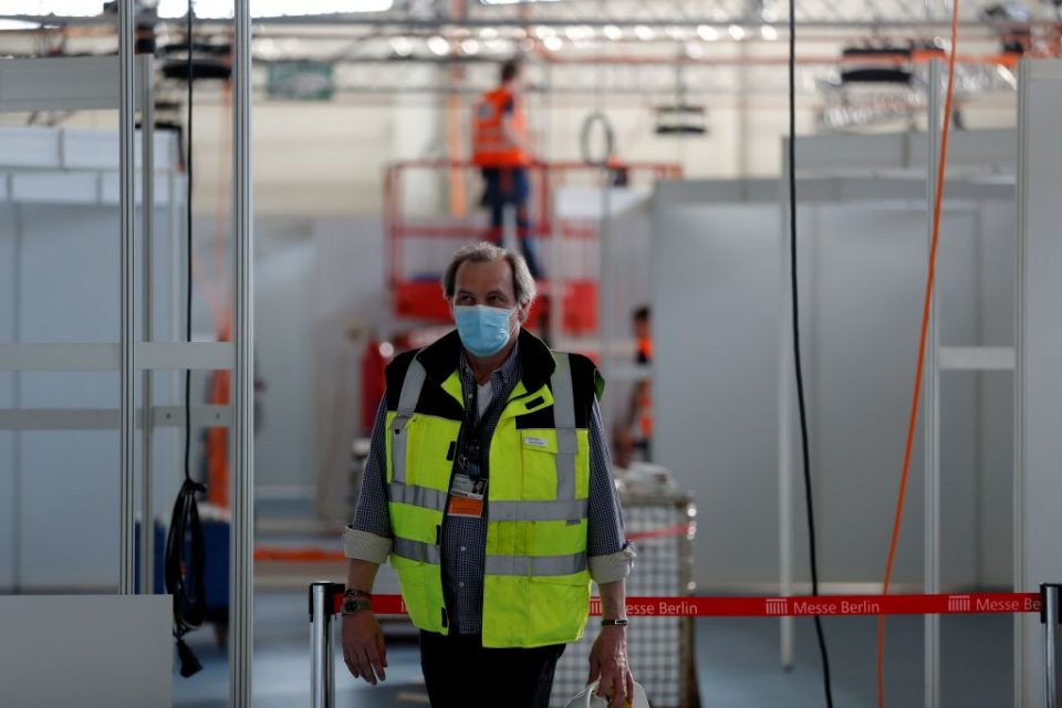 Catastrophic fall in German business sentiment