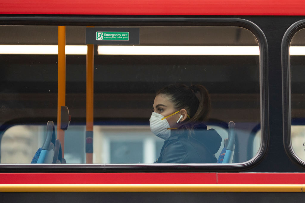 WHO could alter coronavirus masks advice based on new evidence