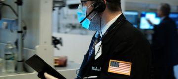 US stocks jump as investors cheer virus slowdown